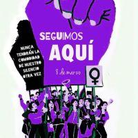 Por la justicia y la equidad ¡Feliz día Internacional de la Mujer!